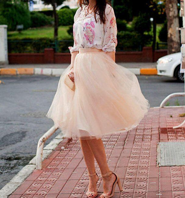 Raskošna suknja Ainsley - 27 varijanti 1