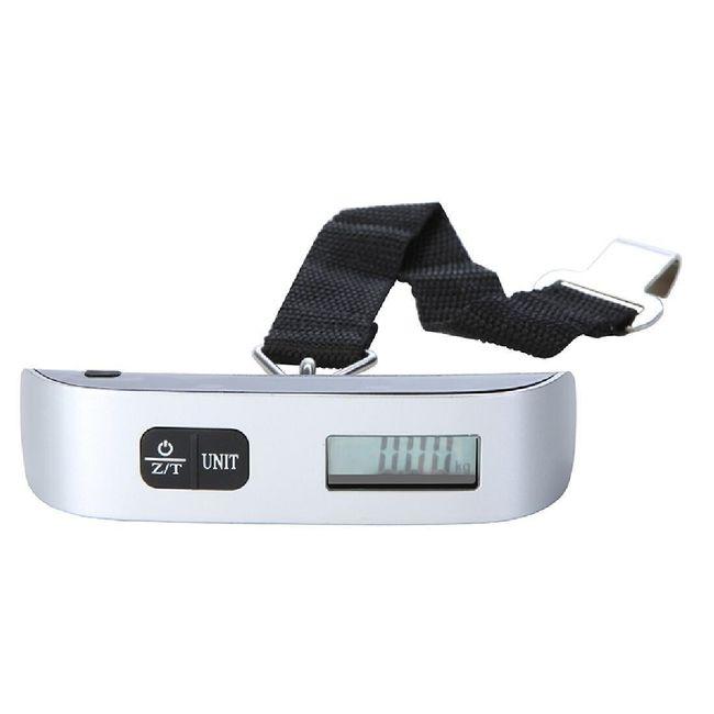 Digitální mini přenosná váha 1