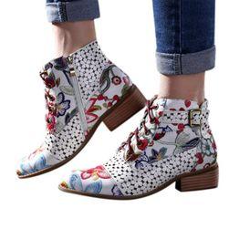 Dámske členkové topánky Paola
