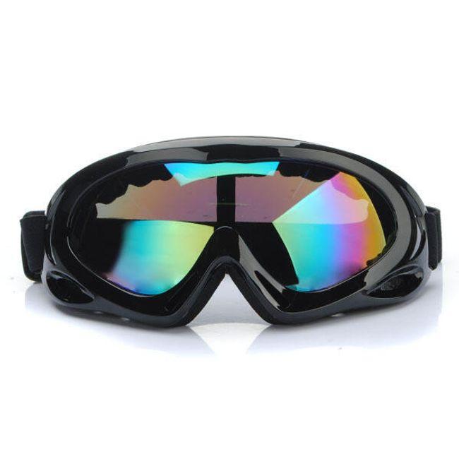 Uniwersalne okulary motocyklowe z przyciemnianymi szkły 1