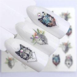 Стикери за нокти N08