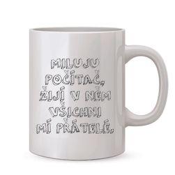 Kubek - Ziarna kawy