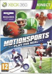 Gra (Xbox 360) MotionSports: Play for Real