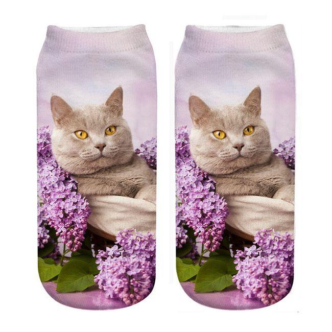 Dámské ponožky Mary Anne 1
