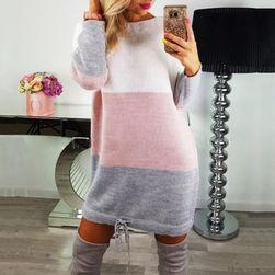 Dámské pletené šaty DPS456 velikost č. 5