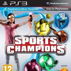 Gra  (PS3) Sports Champions