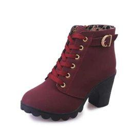 Damskie buty do kostki Drew