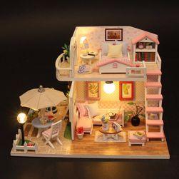 Kućica za lutke V02