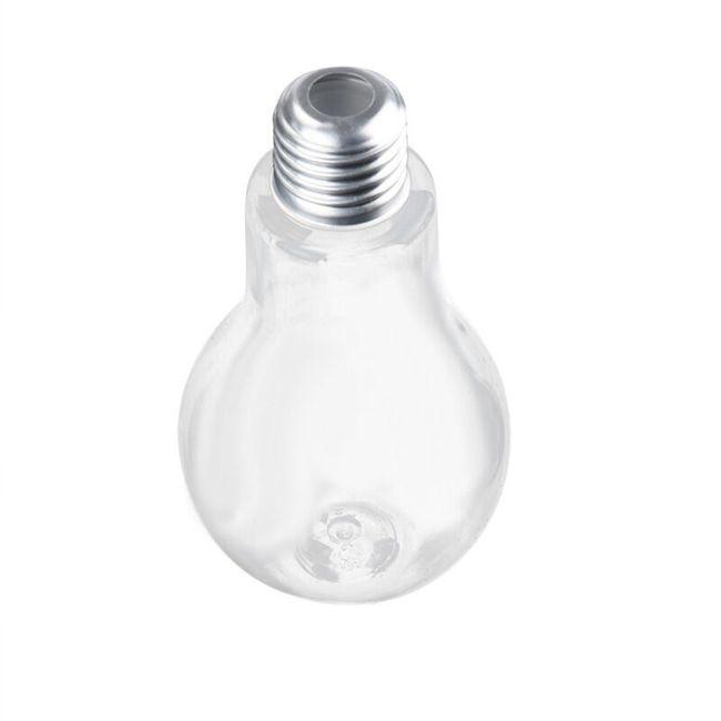 Lahev na pití ve tvaru žárovky 1