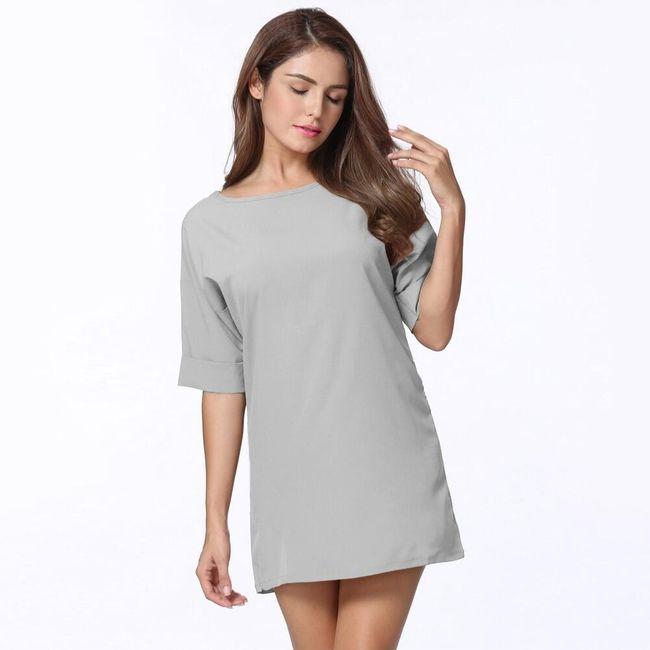 Damska mini sukienka AS52 1