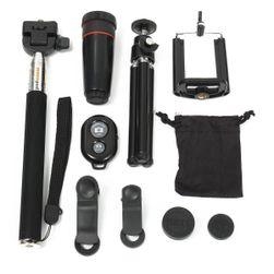 Set de accesorii pentru fotografii pentru telefon mobil