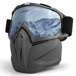 Lyžařské brýle s maskou SKI111