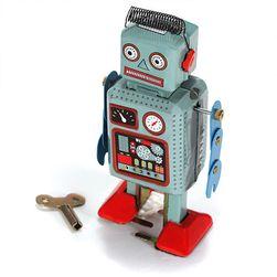 Заводная игрушка- Робот