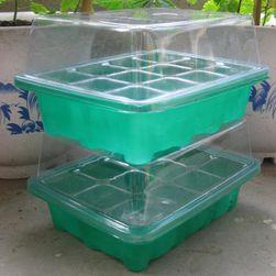 Cutie de plastic pentru răsaduri