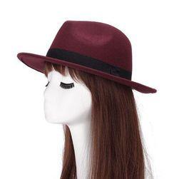 Elegantni ženski šešir - 7 boja