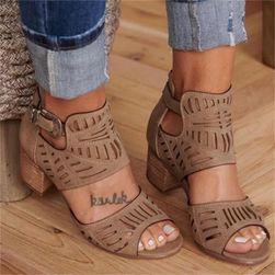 Dámské sandály na podpatku Georgette