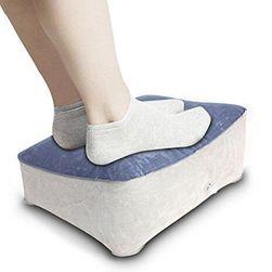 Nafukovací polštářek pod nohy