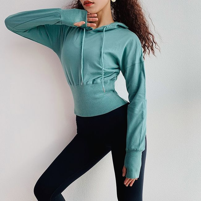 Női kapucnis pulóver Elma