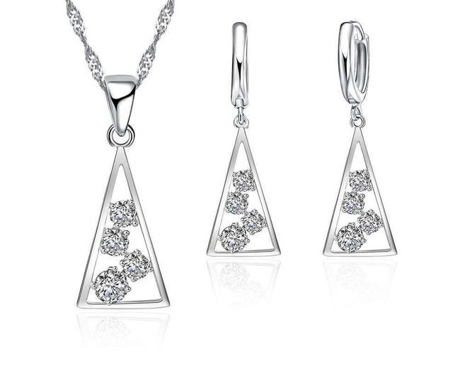 Komplet biżuterii AS178 1