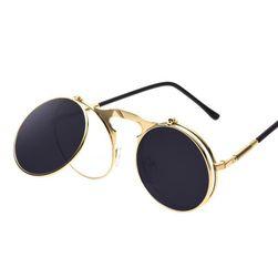 Steampunk sunčane naočare - 5 varijanti