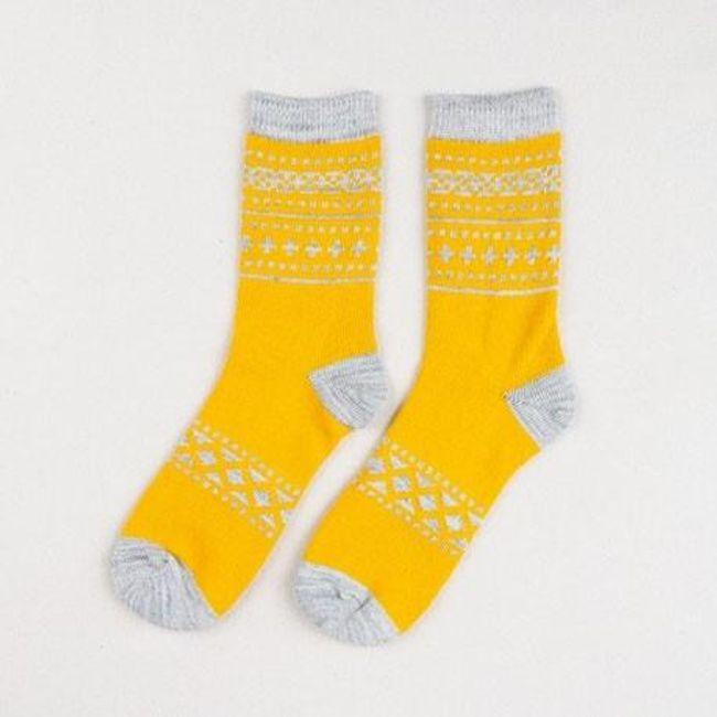 Férfi zokni - 5 színben