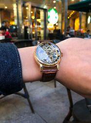Pánské mechanické hodinky MW101