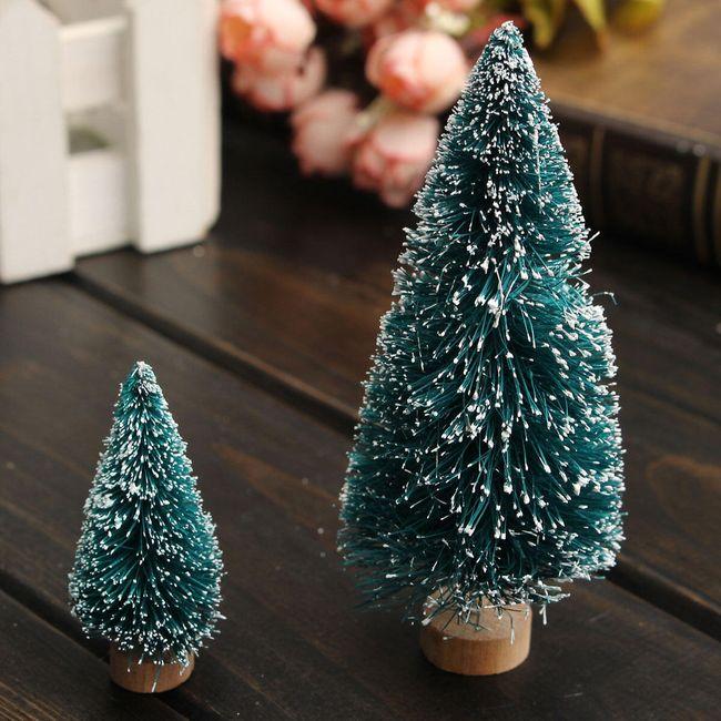 Mini božična jelka 1