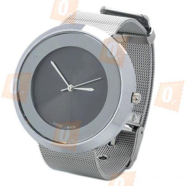 Náramkové hodinky z nerezové oceli 1