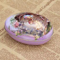 4 dárková velikonoční vajíčka