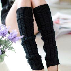 Teplé návleky na nohy - 5 barev