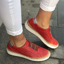 Dámské boty Rebekah Červená 41