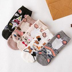 Ženske komplet čarapa Delluxo