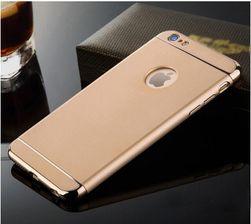 Роскошный жёсткий чехол для разных типов iPhone - 5 цветов Золотой-для 6 6s plus