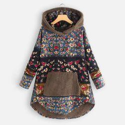 Kabát stílusú pulóver Berta
