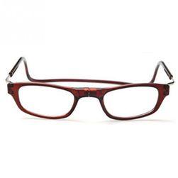 Mıknatıslı okuma gözlüğü