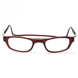 Диоптрические очки для чтения с креплением на магните - 3 расцветки