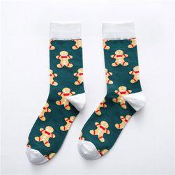 Новогодние носки Olivia
