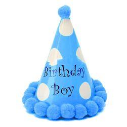 Urodzinowa czapeczka Gb12
