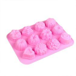 Szilikon forma -édeséghez és szappanhoz
