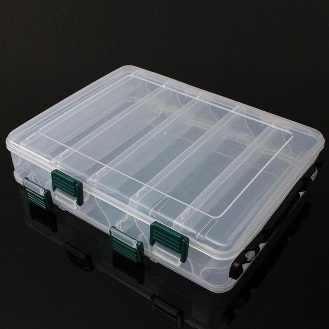 Plastový box na rybářské potřeby 1