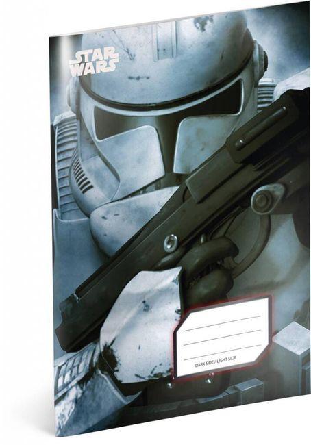 Работна тетрадка - Star Wars - Stormtrooper - № 445 - 5 броя 1