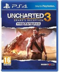 Igre (PS4) Uncharted 3 Drake's Deception Remastered