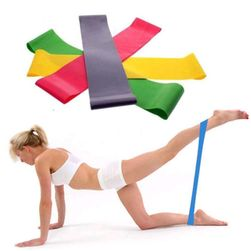 Эластичная резинка для упражнений
