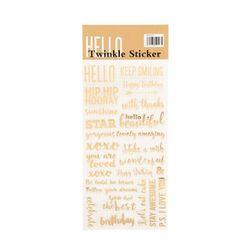 Sticker set Mishelle