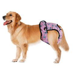 Hárací kalhotky pro psy TV29