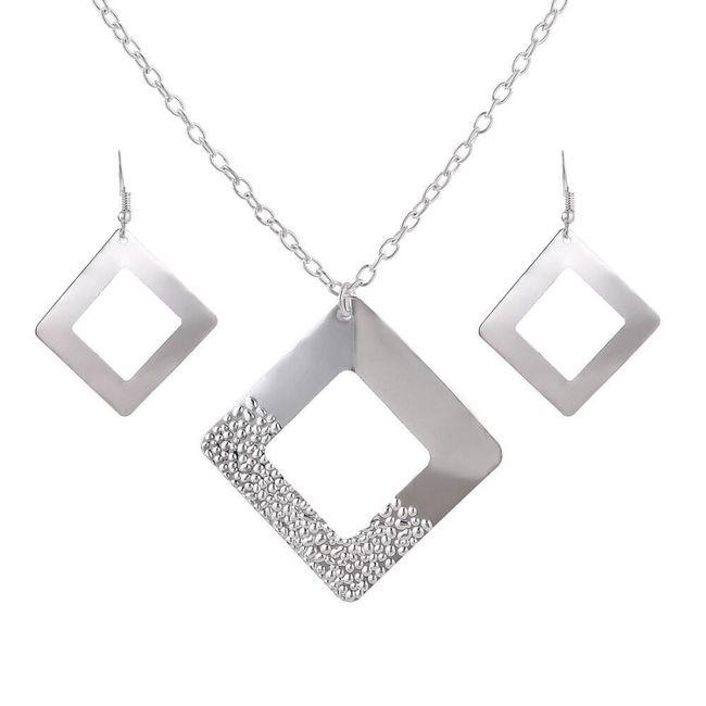 Komplet biżuterii AS160 1