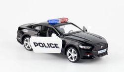 Модель автомобиля Mustang Police 02