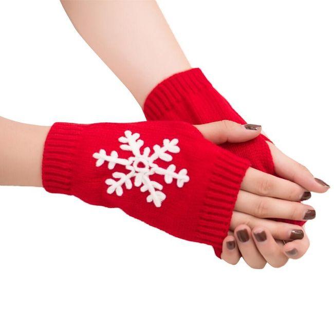 Dámské návleky na ruce Maddie 1