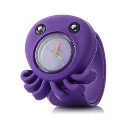 Разкошен часовник в дизайн на животни за деца