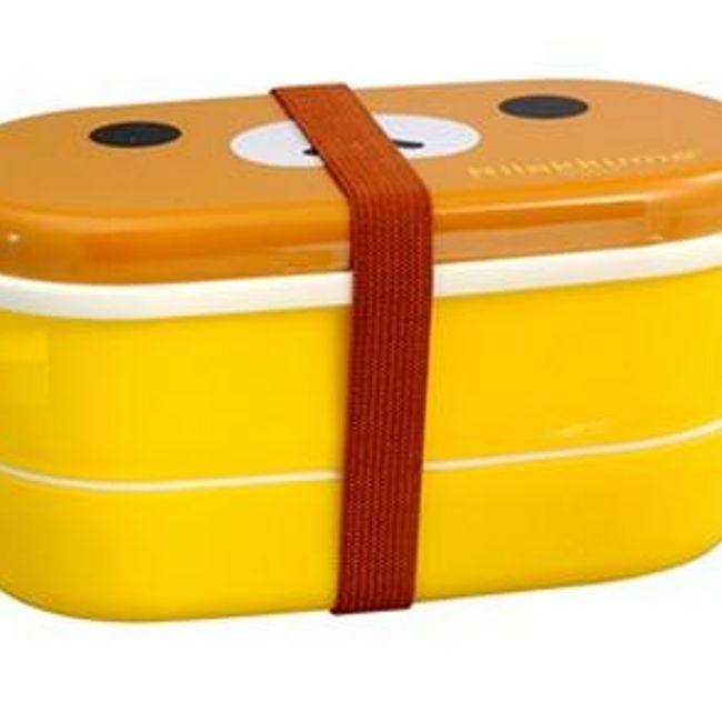Praktický box na oběd s motivem medvídka 1